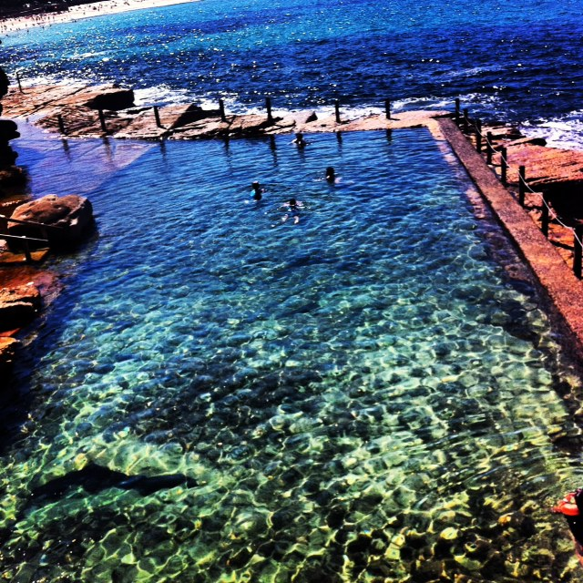 Ladies pool Sydney, ocean pool sydney