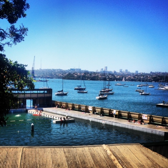 Dawn Fraser Baths, Swimming Sydney
