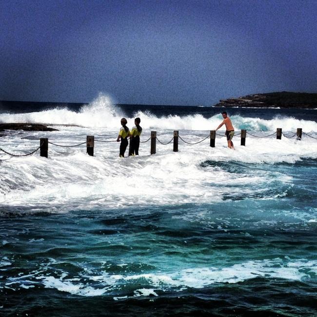 ocean pool sydney mahons pool