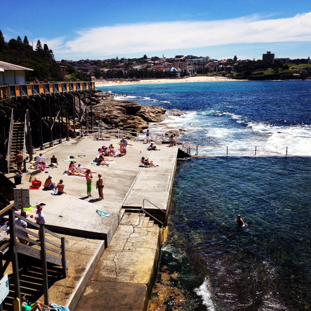 Wylies on a stunner Sydney day