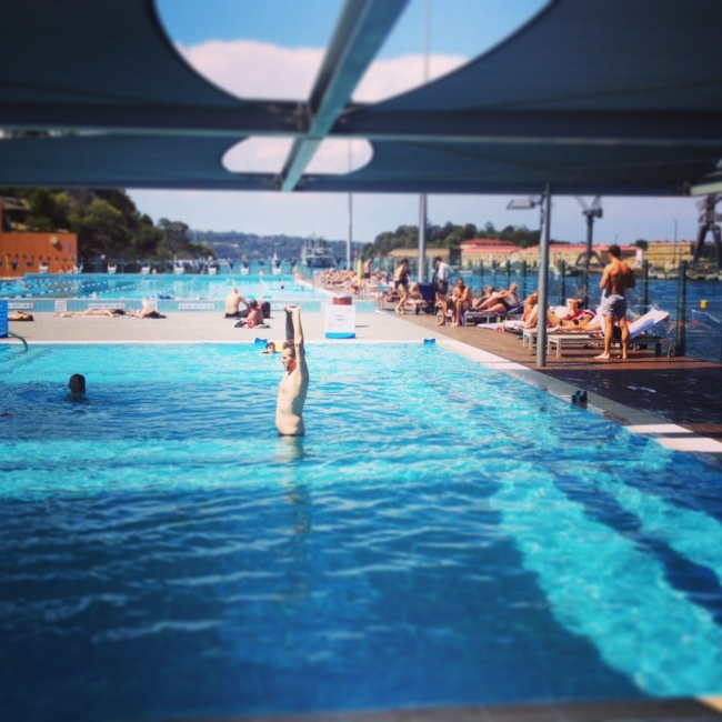 sydney swimming pool, boy charlton