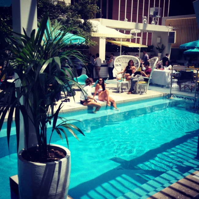 sydney pools, the ivy