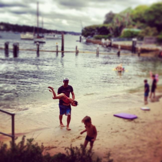sydney harbour pools