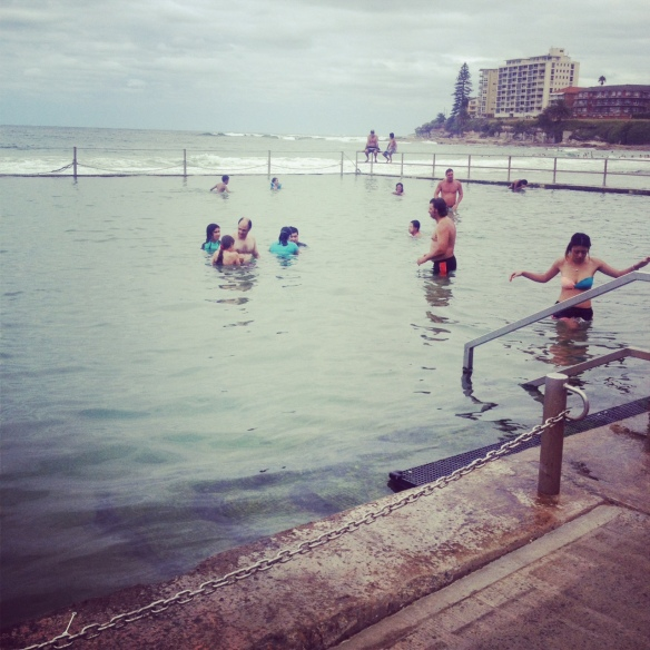 North Cronulla Baths