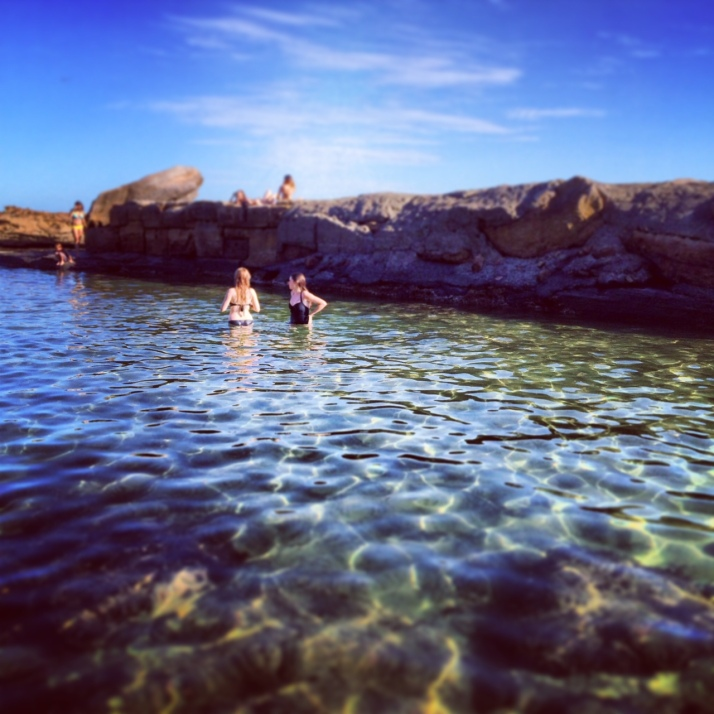 ocean pools Sydney