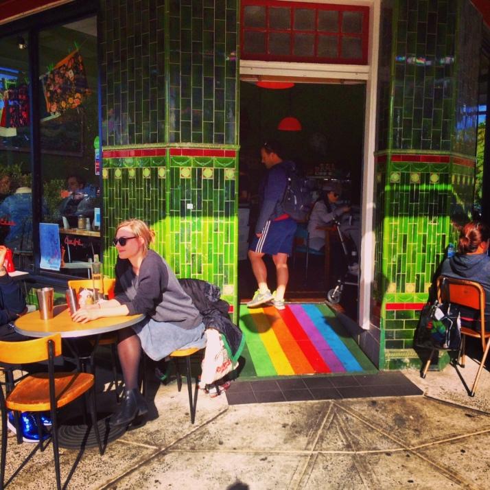 Petty Cash rainbow friendly