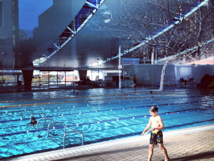 When Harry Met Ian The Olympic Lovechild I 39 D Swim That