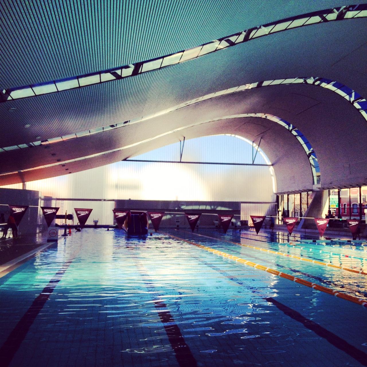 Sydney's best indoor swimming pool guide   I'd swim that