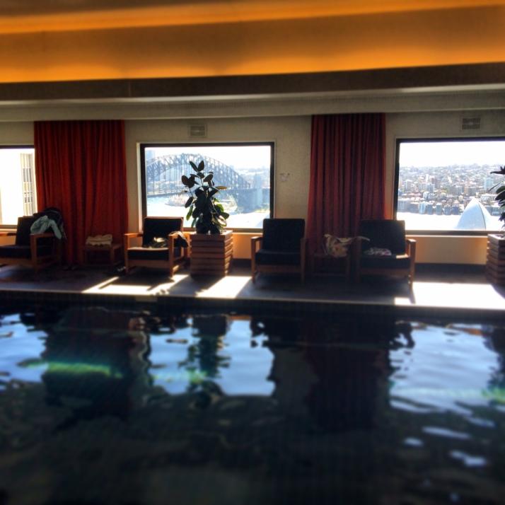 Sydney hotel pools