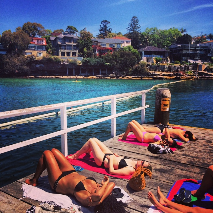 parsley bay swimming