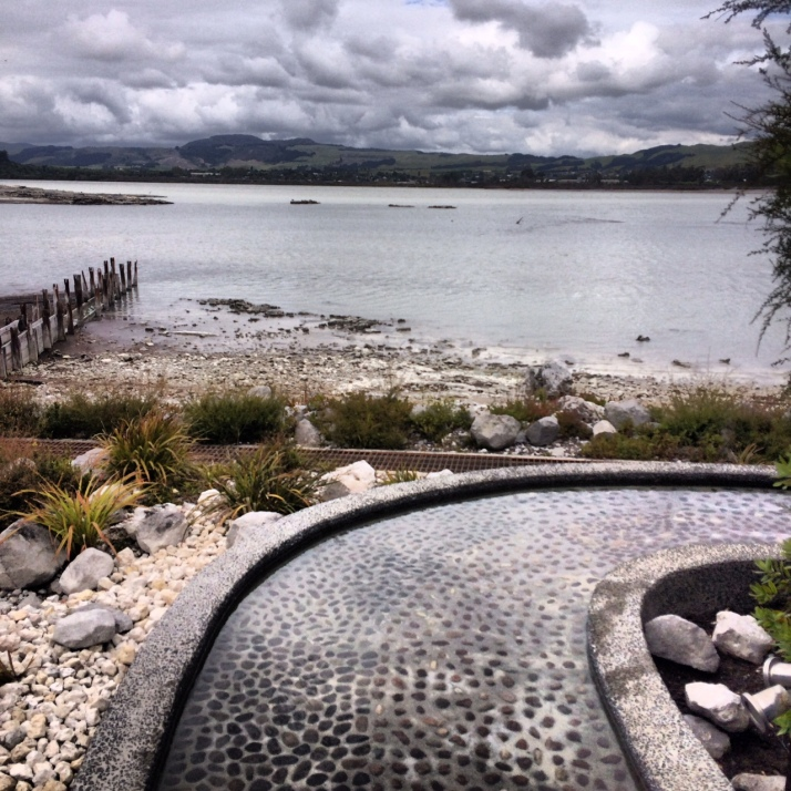 all paths lead - to Lake Rotorua