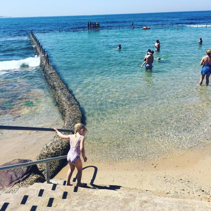 Cronulla ocean pool
