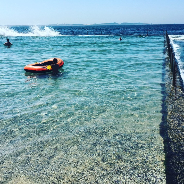 ocean pool cronulla
