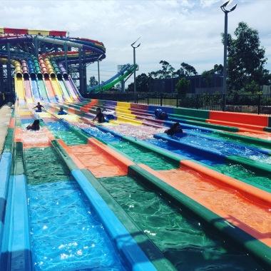 wet n wild slides