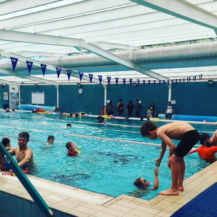 sydney swim